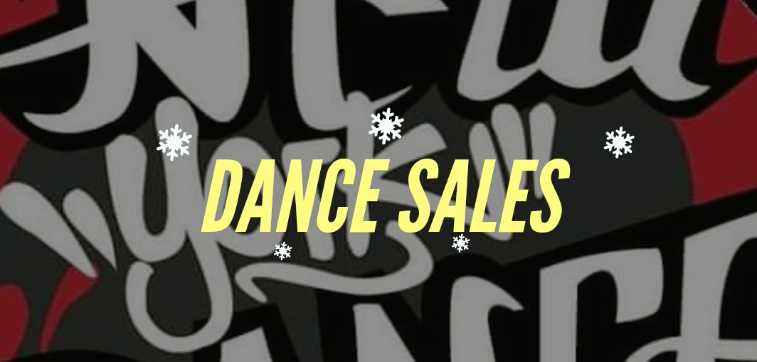 Huge dance sales!